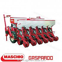Semanatoare Gaspardo MT 6 R cu fertilizare